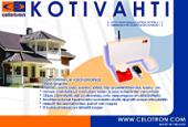 UUTUUS: KOTIVAHTI -  LANGATON GSM H�LYTYS JA OHJAUS J�RJESTELM�